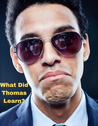 What Did Thomas Learn_