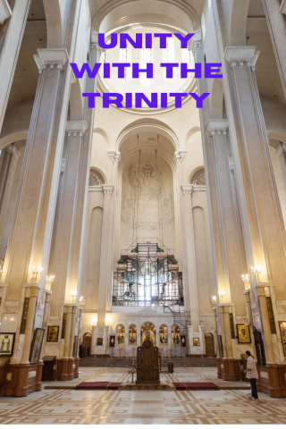 Unity with the Trinity